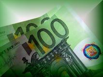 100 евро хороши, но 200 лучшее Стоковое Фото