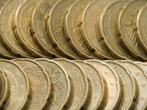 евро цента Стоковая Фотография