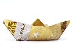 евро шлюпки Стоковое Изображение RF