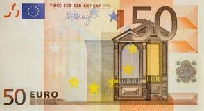 50 евро Стоковые Фото