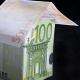 евро Стоковые Фото