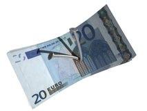 евро 20 Стоковая Фотография