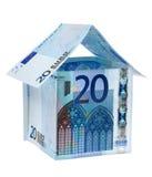 евро 20 Стоковое Изображение RF