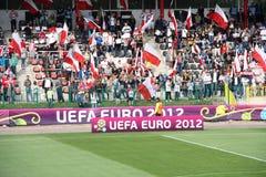 евро 2012 Стоковая Фотография
