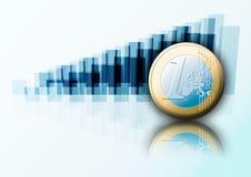 евро иллюстрация вектора