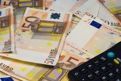 евро Стоковое Изображение