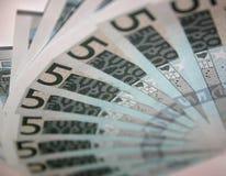 евро 5 стоковые изображения