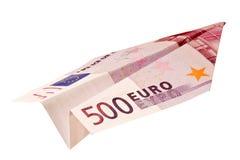 евро 500 Стоковое фото RF