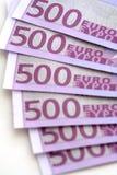 евро 500 Стоковые Изображения