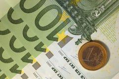 евро 501 стоковые фото
