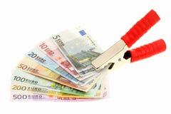 евро 885 Стоковая Фотография RF