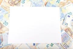 евро Стоковые Изображения