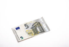 Евро Cinco стоковые изображения