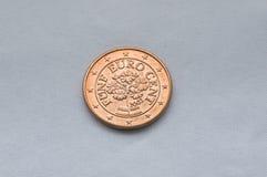 евро coin2 Стоковая Фотография RF