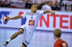 ЕВРО EHF Франция 2016 Норвегия Стоковое фото RF