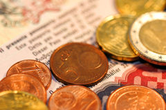 евро III стоковые изображения