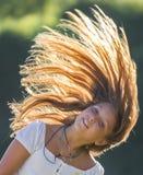 девушка меньший портрет Стоковая Фотография