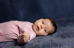 девушка младенца милая Стоковые Изображения