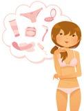 девушка подростковая бесплатная иллюстрация