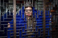 девушка oriental Стоковая Фотография