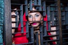 девушка oriental Стоковая Фотография RF