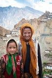 девушки индийские Стоковая Фотография