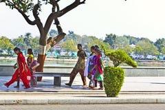 девушки индийские стоковые изображения