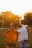 девушки подростковые 2 Стоковое Фото