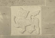 лев Стоковая Фотография