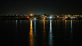 египетская ноча Стоковые Фотографии RF