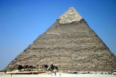 египетская пирамидка Стоковое фото RF