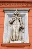 египетская статуя Стоковая Фотография