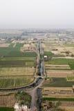египетская ферма Стоковая Фотография