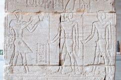 египетские иероглифы Стоковое фото RF