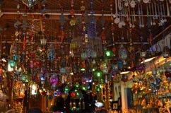египетские светильники Стоковые Изображения