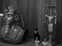 Египетские традиционные сувениры культуры Стоковое Изображение RF