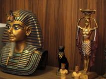 Египетские традиционные сувениры культуры Стоковая Фотография RF