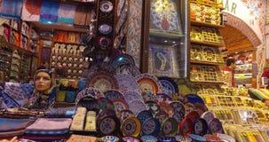 Египетский базар сток-видео