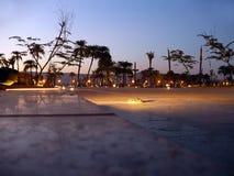 египетский вечер Стоковое Изображение