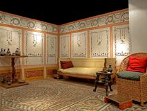 египетский дом стоковая фотография rf