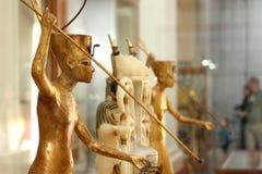 Египетский музей from inside стоковые фото