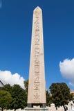 Египетский обелиск, Стамбул Стоковая Фотография RF