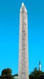 египетский обелиск Стоковые Фото