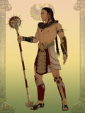 Египетский предохранитель иллюстрация штока