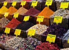 египетский рынок istanbul Стоковые Изображения RF