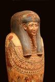 египетский sarcophagus стоковые фотографии rf