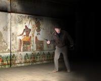 Египетское приключение Стоковая Фотография RF