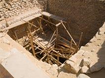 египетское старое добро камня Стоковое Фото