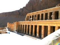 Египет, висок Hatshepsut Стоковые Фото