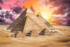 Египет Каир - Гиза стоковая фотография